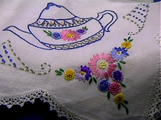 00139 Tablelinens teacloth